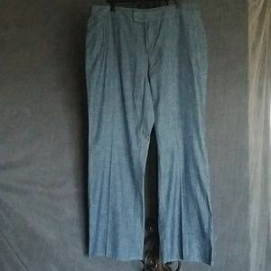 GUC Lane Bryant Denim Trouser Size 18